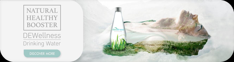 น้ำค้างดื่ม DEWellness Drinking Water